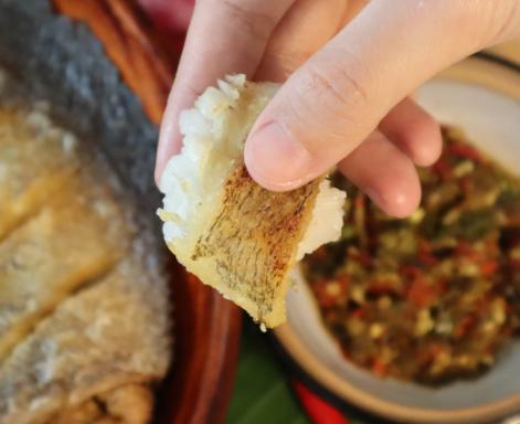 วิธีทำน้ำพริกปลาสลิด เมนูง่ายๆช่วง Work From Home